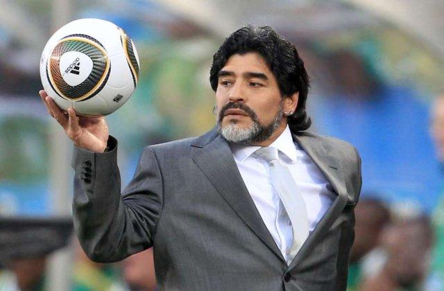 Մարադոնան պատրաստ է անվճար մարզել Արգենտինայի հավաքականը
