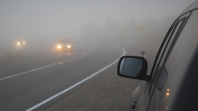 ՀՀ տարածքում կան դժվարանցանելի ավտոճանապարհներ. Կապանում և Գորիսում մառախուղ է
