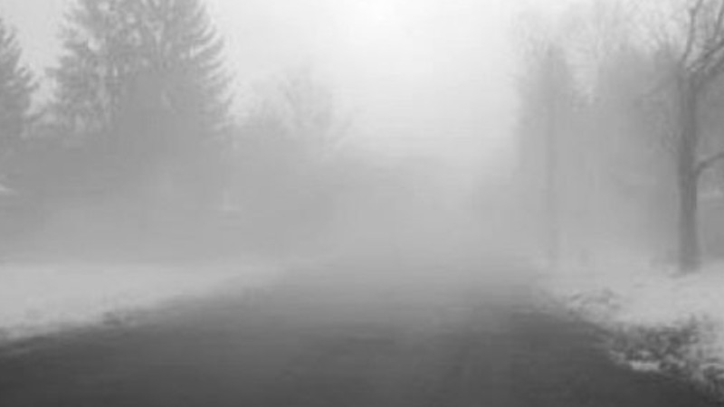 Մառախուղ՝ Սիսիան-«Զանգեր», Արծվանիկ-Շուռնուխ և Քաջարան քաղաքից «Մեղրու սար» տանող ճանապարհներին. ԱԻՆ