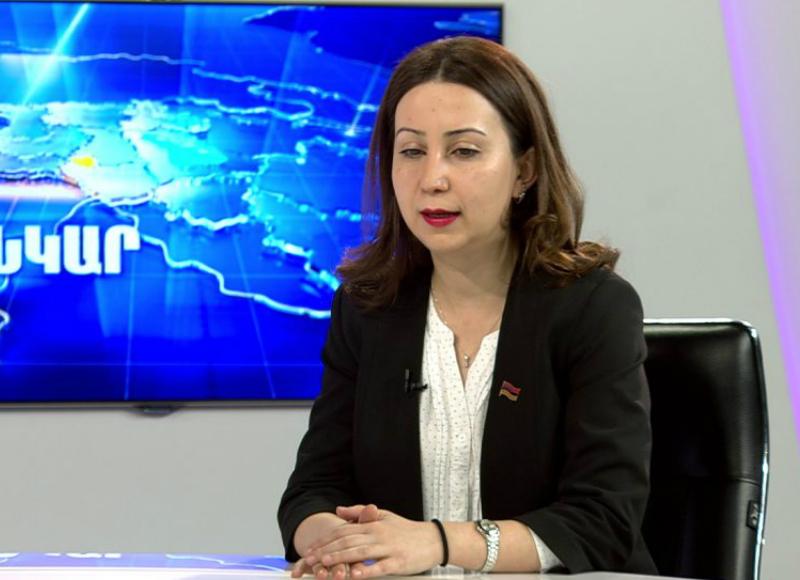 Տրանսգենդերին ԱԺ էր հրավիրել Մարիա Կարապետյա՞նը. «Ժողովուրդ»