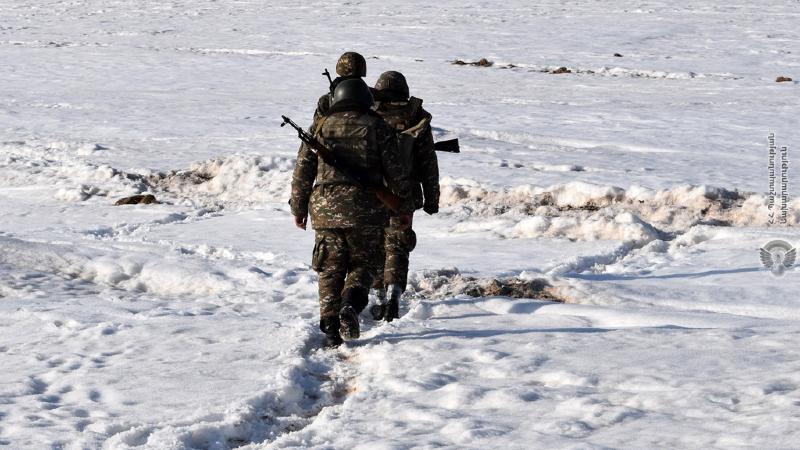 Զինված ուժերի զորամիավորումներում իրականացվել է մարտական հերթապահության հերթափոխ