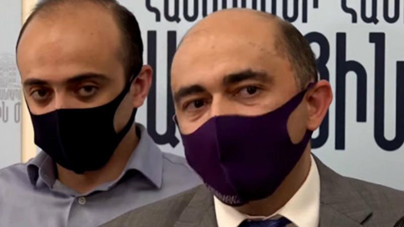 Ձեզ խաբել են․ Մարուքյանը՝ Քոչարյանի փաստաբանների ՍԴ դիմումները հետ վերցնելու մասին