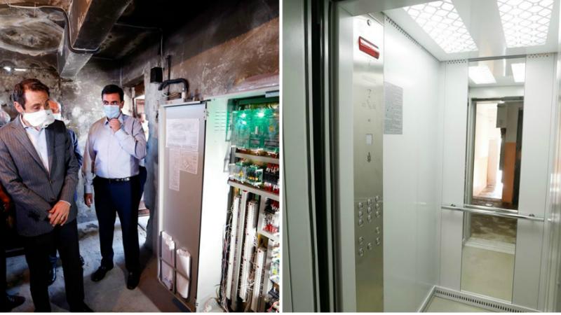 Երկու տարվա ընթացքում մենք փոխում ենք 520 վերելակ, հաջորդ տարի մտադիր ենք ավելի մեծ ծավալ վերցնել՝ մինչև խնդիրը վերջնականապես լուծվի․ Հայկ Մարության