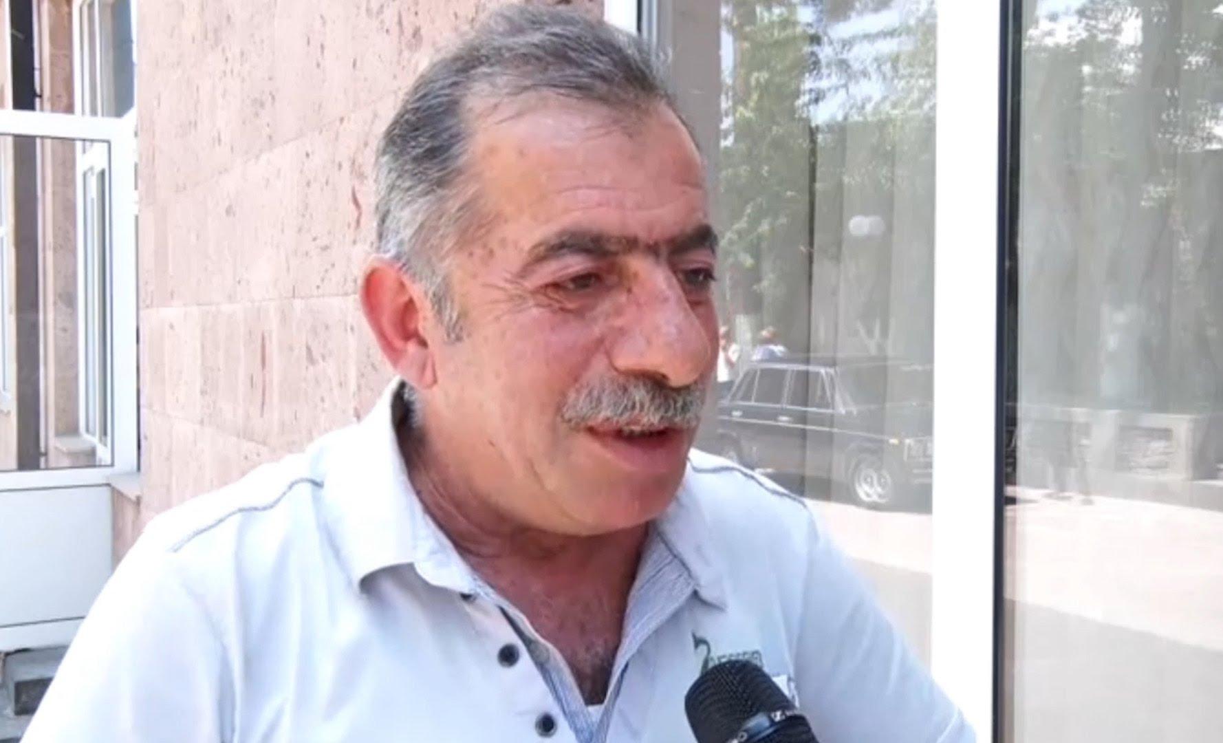 ՊՊԾ գնդի գործով ամբաստանյալ Արամ Հակոբյանն ազատ արձակվեց