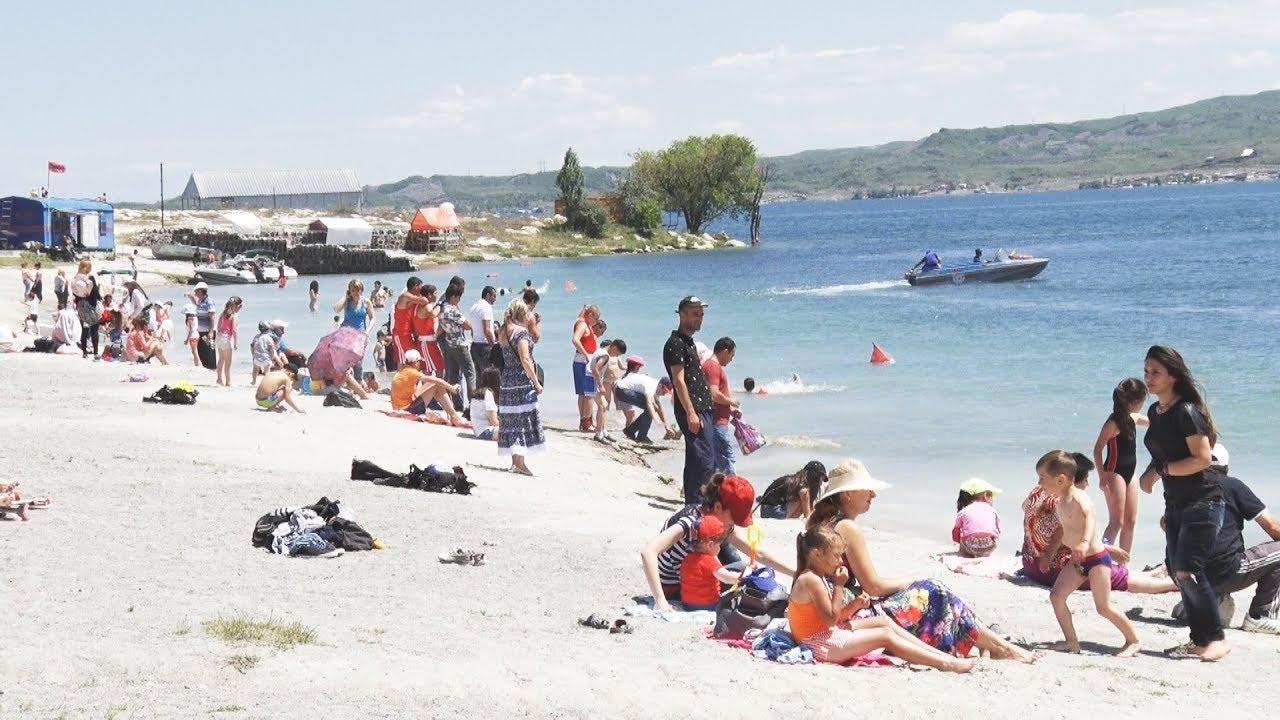 Սևանա լճում պաշտոնապես մեկնարկել է լողաշրջանը
