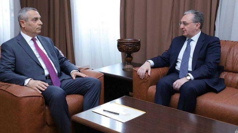 Հայաստանի և Արցախի ԱԳ նախարարները հեռախոսազրույց են ունեցել