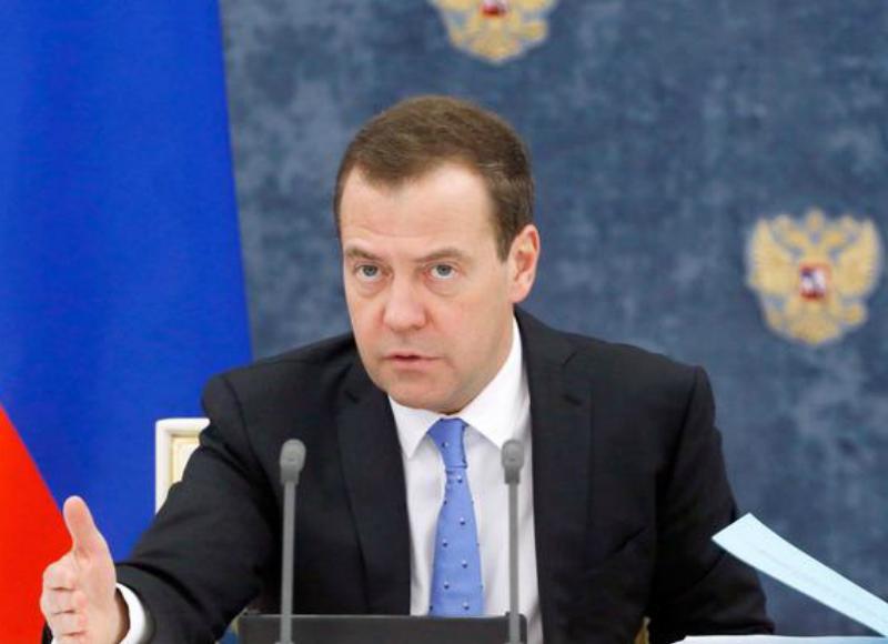 ՌԴ վարչապետ Դմիտրի Մեդվեդևը ապրիլի 29-ին կժամանի Հայաստան. «Ժամանակ»