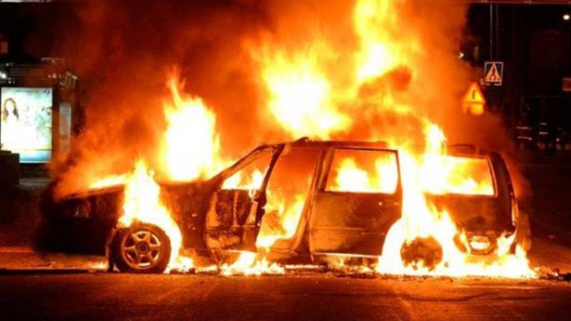 Գյուլագարակ գյուղում «Opel Vectra» մակնիշի ավտոմեքենա է այրվել