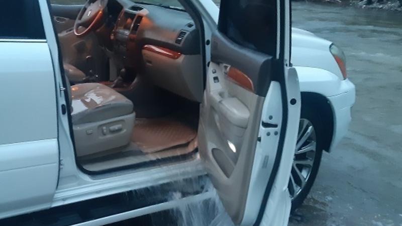 Փրկարարներն Արփա գետից դուրս են բերել «Lexus» մակնիշի ավտոմեքենան
