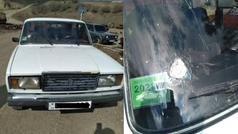 Վարույթ է ընդունվել ադրբեջանցի զինծառայողի կողմից հայ վարորդների մեքենաների ուղղությամբ քարեր նետելու դեպքով հարուցված քրգործը. ԱՀ ՔԿ