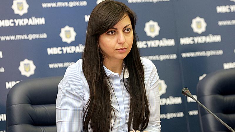 Մերի Հակոբյանը նշանակվել է Ուկրաինայի ներքին գործերի փոխնախարար