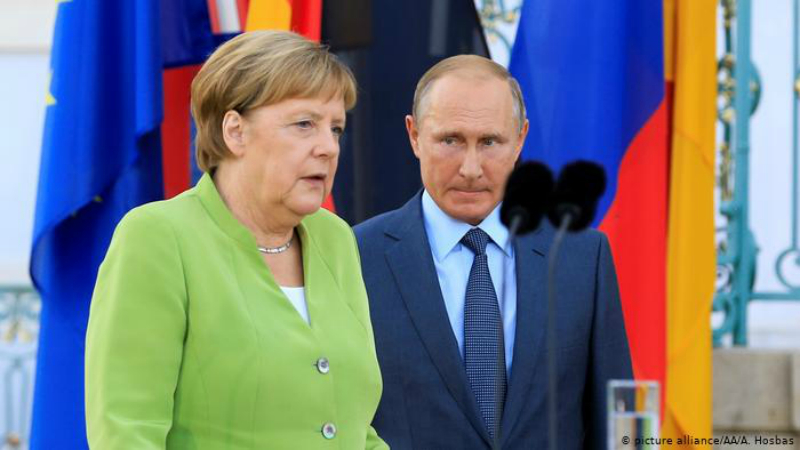 Մերկելը գնահատել է Նավալնիի հետ կապված իրավիճակի ազդեցությունը Ռուսաստանի հետ հարաբերությունների վրա