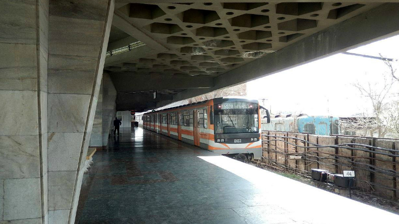 Երևանի մետրոպոլիտենն առավոտվանից բնականոն գրաֆիկով աշխատում է