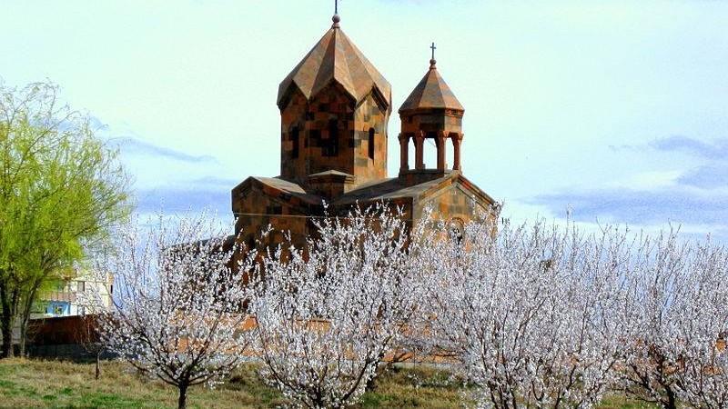 Մեծամորի եկեղեցու գույքը վնասած անձը հայտնաբերվել է