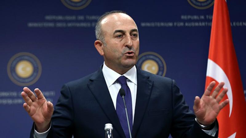 Թուրքիայի արտգործնախարարը հոկտեմբերի 6-ին աշխատանքային այցով կմեկնի Ադրբեջան