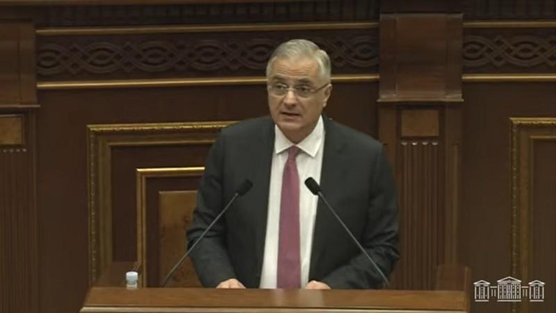 Փոխվարչապետն ԱԺ-ում ներկայացրել է Արցախի աջակցության ծրագրերը