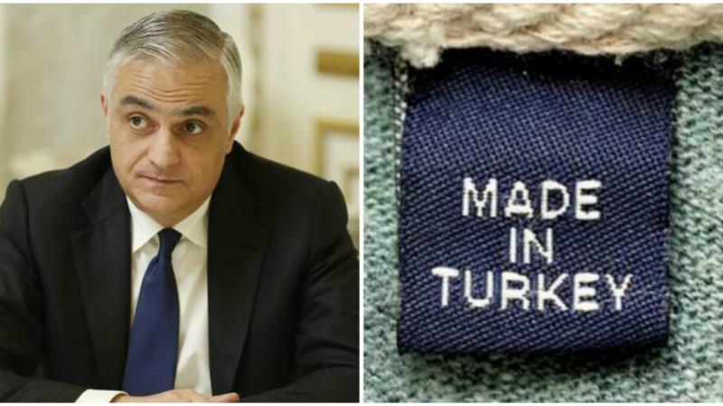 Ինչ է լինելու արդեն ներկրված թուրքական ապրանքի հետ. Մհեր Գրիգորյանը նոր նախագծից մանրամասներ է հայտնում․ «Ժողովուրդ»