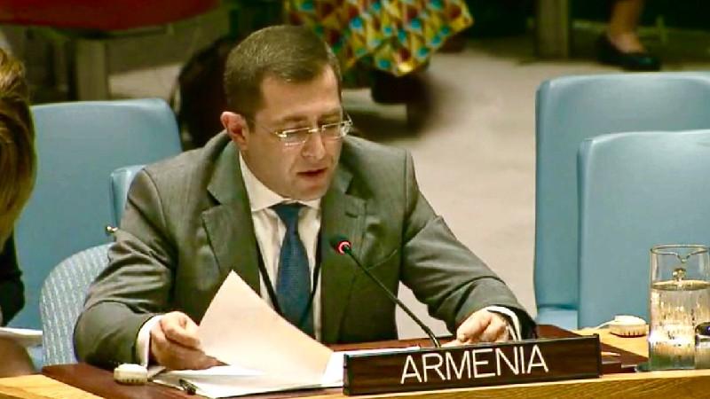ՄԱԿ-ում ՀՀ-ի մշտական ներկայացուցիչն ընտրվել է ՄԱԿ ԳԱ-ի կոմիտեներից մեկի նախագահ