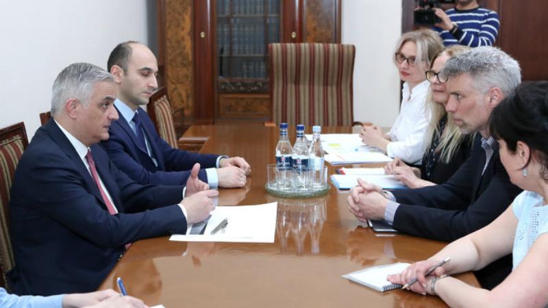 Համաշխարհային բանկի ներկայացուցիչը բարձր է գնահատել կորոնավիրուսի դեմ Հայաստանի ձեռնարկած քայլերը