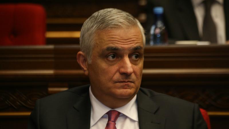 Նոր նշանակում՝ փոխվարչապետ Մհեր Գրիգորյանի որոշմամբ