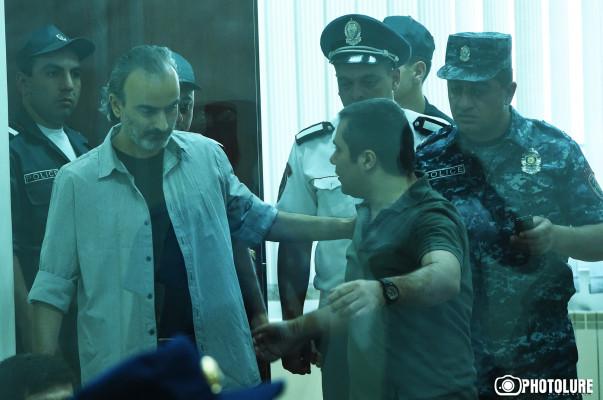 Սեֆիլյանի և Գևորգ Սաֆարյանի նկատմամբ համաներում կիրառվեց