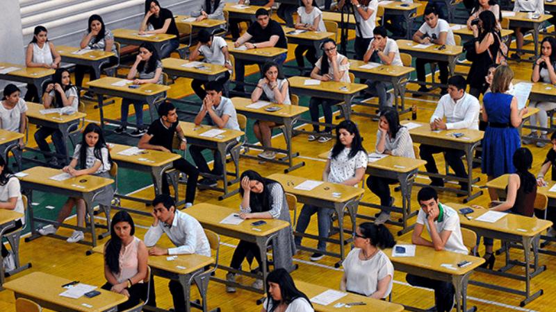Դրական միավոր ստացած դիմորդներին առաջարկվում է առանց քննության ընդունվել բուհ․ ԿԳՄՍ նախարարություն