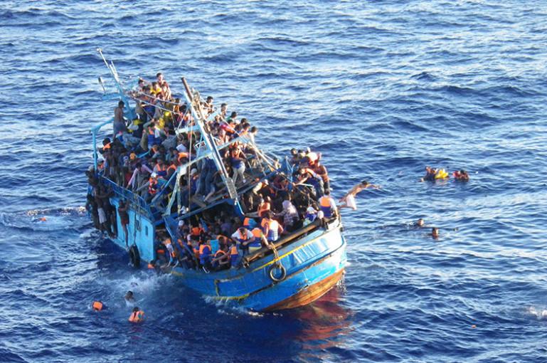 Հունական կղզիների մոտ ներգաղթյալներ տեղափոխող նավ է շրջվել, զոհերի թվում երեխաներ կան
