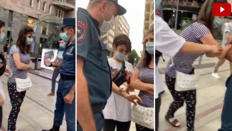 Ներկայացնում ենք մինչ այդ տեղի ունեցածը․ ոստիկանությունը՝ քաղաքացու հետ տեղի ունեցած միջադեպքի մասին (տեսանյութ)