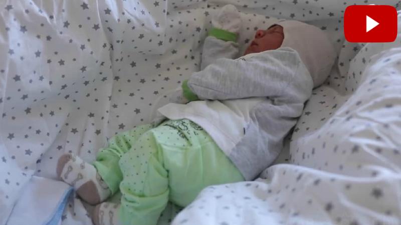 Ծնվել է արցախցի ընտանիքի 8-րդ զավակը՝ Միքայելը (տեսանյութ)