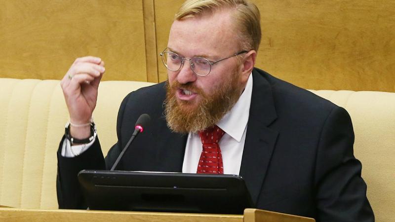 Ադրբեջանը ՌԴ Պետդումայի՝ Արցախ այցելած պատգամավոր Վիտալի Միլոնովին սև ցուցակում է ընդգրկել
