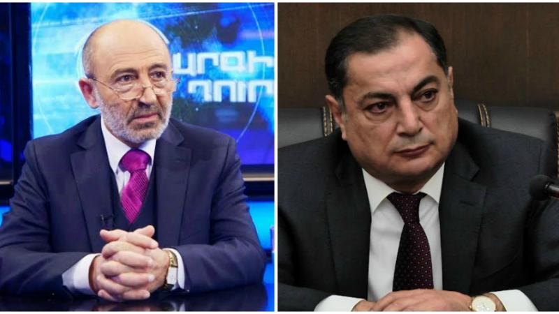 Վահրամ Բաղդասարյանին և Աշոտ Մինասյանին ևս մեղադրանք է առաջադրվել