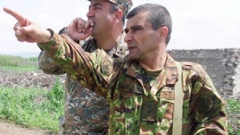 Միքայել Արզումանյանն ազատվել է Արցախի պաշտպանության նախարար-ՊՀ հրամանատարի պաշտոնից
