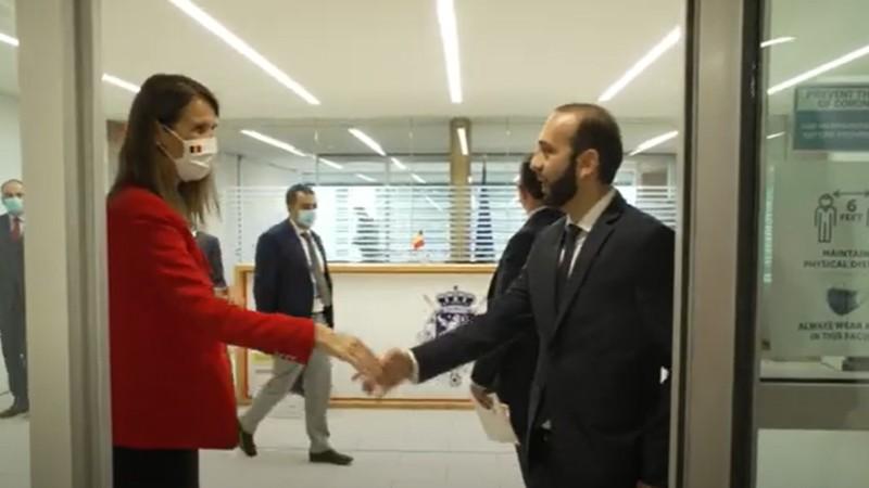 Արարատ Միրզոյանն ու Բելգիայի ԱԳ նախարարը կարևորել են ԼՂ հակամարտության խաղաղ կարգավորումը (տեսանյութ)