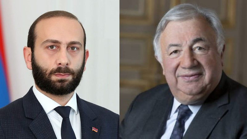 Հայաստան կժամանի Ֆրանսիայի Սենատի նախագահի գլխավորած պատվիրակությունը
