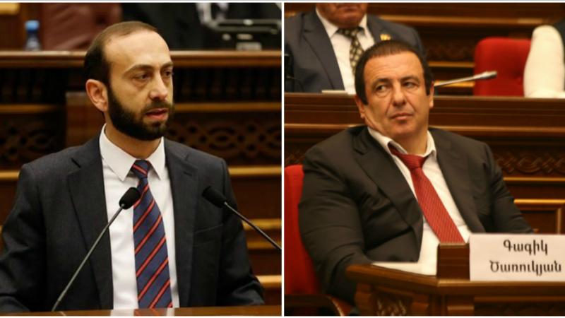 ՀՀ գլխավոր դատախազը միջնորդագիր է ներկայացրել Ծառուկյանին ազատությունից զրկելուն համաձայնություն տալու վերաբերյալ
