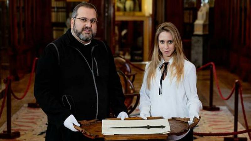 Աշխարհի ամենահին թրերից մեկը հայկական թանգարանում է․ թուրը ավելի քան 5000 տարեկան է