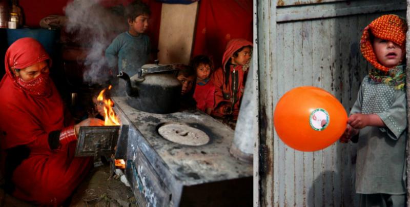Քաղաքացիական պատերազմի հետքերով. յուրօրինակ կադրեր Աֆղանստանի առօրյա կյանքից (լուսանկարներ)