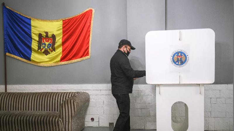 Մոլդովայում անցկացվում է նախագահական ընտրությունների երկրորդ փուլը