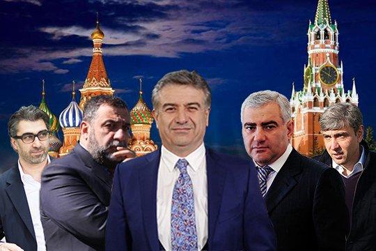 «Կրեմլյան ցուցակի» հայկական շարժը. «Ժամանակ»