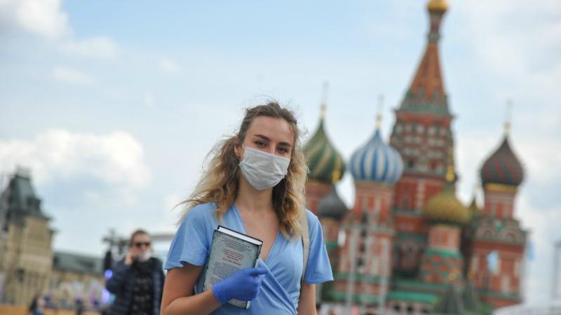Անցած օրվա ընթացքում Ռուսաստանում կորոնավիրուսով վարակման 8706 նոր դեպք է հայտնաբերվել