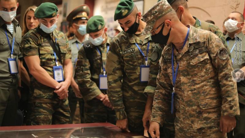 «Մայր Հայաստան» թանգարանում անցկացվել է «Էրուդիտ» մրցաձևը (լուսանկարներ)
