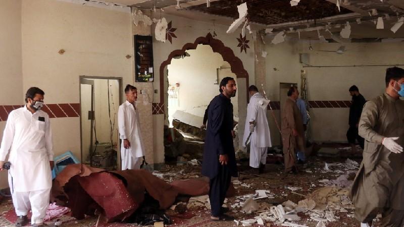 Պայթյուն Աֆղանստանի մզկիթներից մեկում. 100 զոհ կա և տասնյակ վիրավորներ