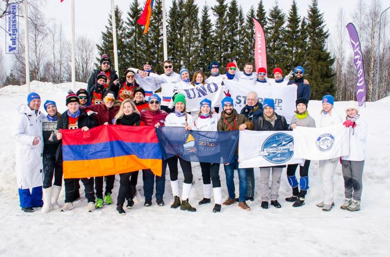 Ձնամարտի Եվրոպայի առաջնությունը կանցկացվի Հայաստանում (լուսանկարներ)
