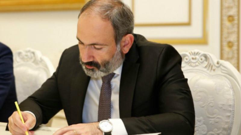 ՀՀ վարչապետը Ջրային կոմիտեի նախագահ է նշանակել