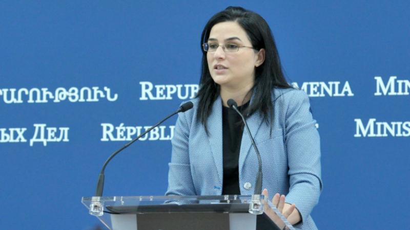 Ադրբեջանի ժողովուրդը պետք է իր ղեկավարությանը նախապատրաստի խաղաղությանը. Աննա Նաղդալյան