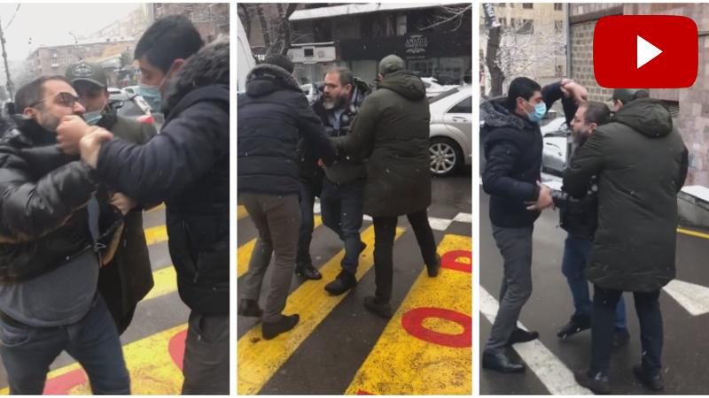 Նարեկ Մալյանը բերման է ենթարկվել ոստիկանություն (տեսանյութ)