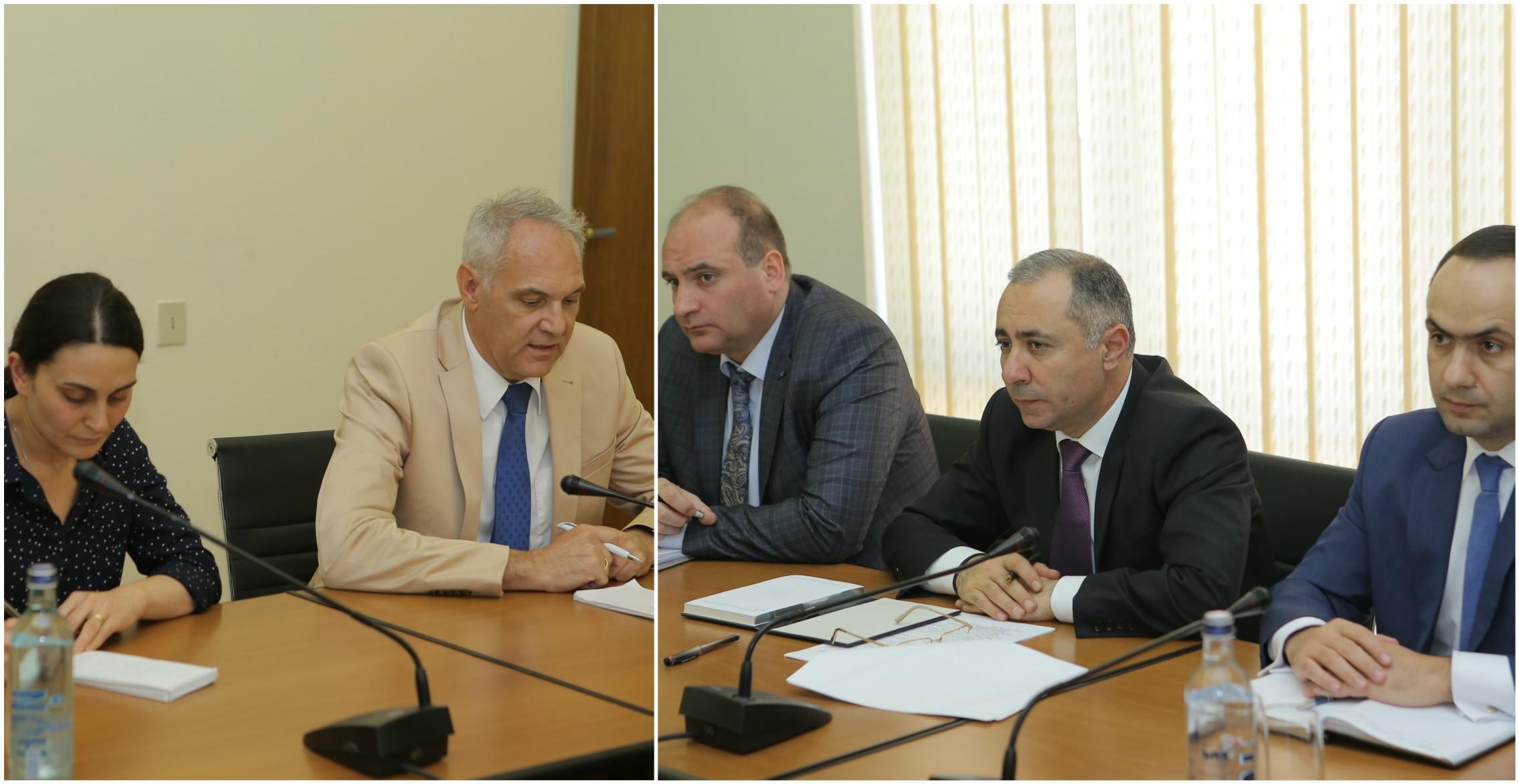 Գերմանիան կարեւորել է Հայաստան-Վրաստան բարձրավոլտ էլեկտրահաղորդման գծի կառուցման ծրագիրը