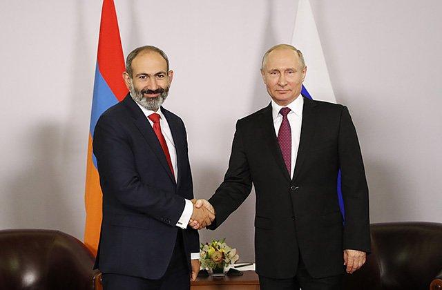 Ինչո՞ւ է Պուտինը հանգիստ վերաբերվում Հայաստանում տեղի ունեցած ժողովրդական ընդվզմանը. Die Presse. «Առավոտ»