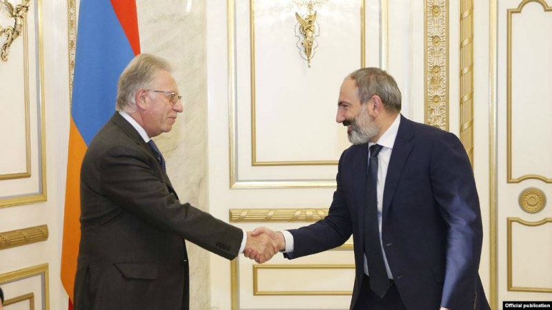 «Ժամանակ». Նոր իրավիճակ՝ Վենետիկի հանձնաժողովի շուրջ. Երևանը կփոխի՞ նոր ստատուս-քվոն