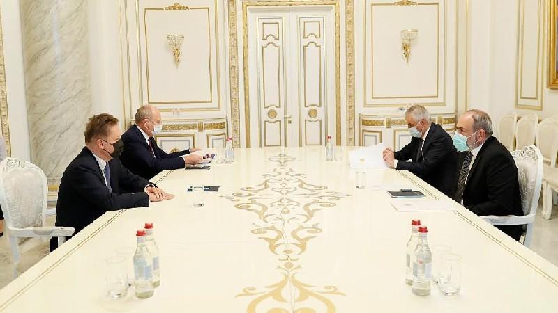 Նիկոլ Փաշինյանը և «Գազպրոմ» ՀԲԸ վարչության նախագահը քննարկել են հայ-ռուսական էներգետիկ գործընկերության հարցեր